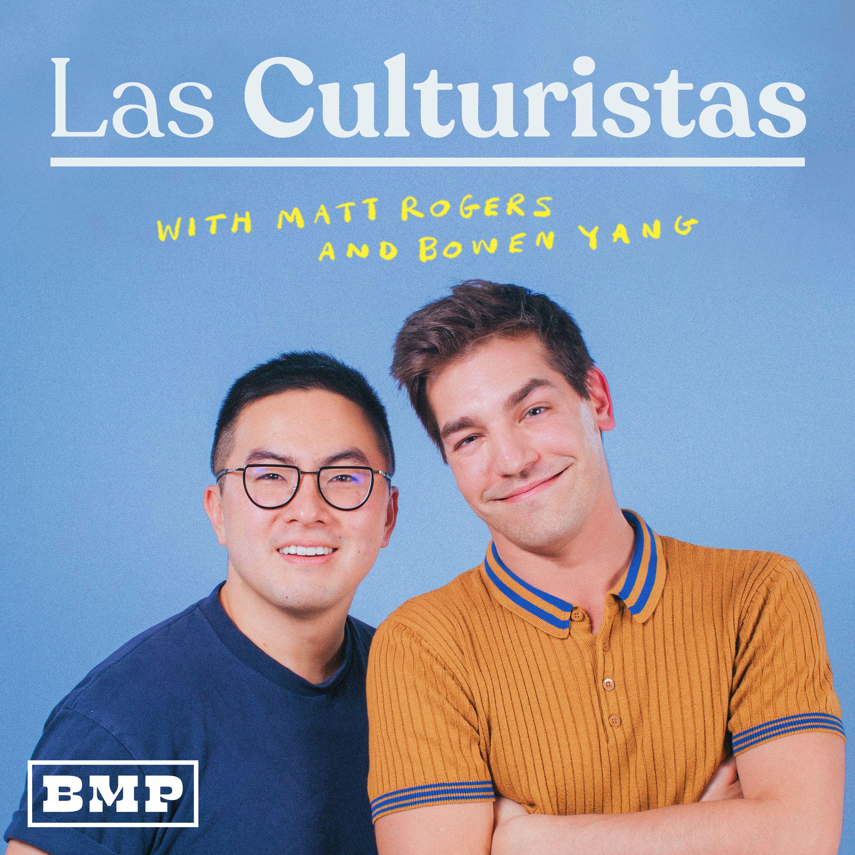 Las Culturistas podcast cover
