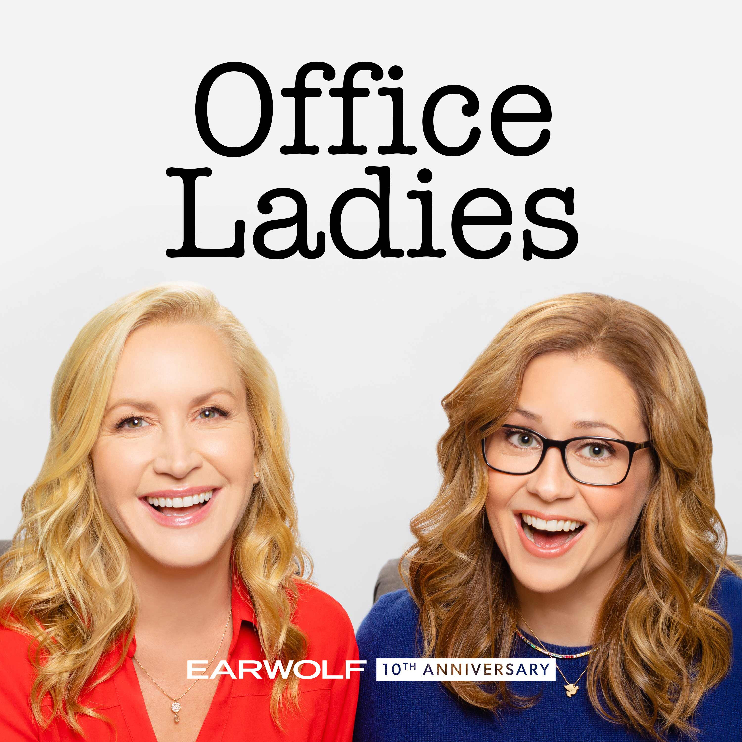 Office ladies podcast cover