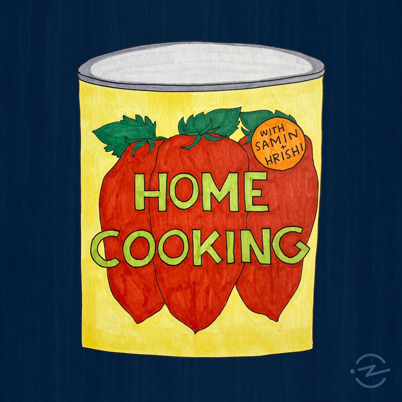Home Cooking podcast cover