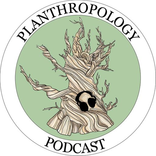 Planthropology podcast logo