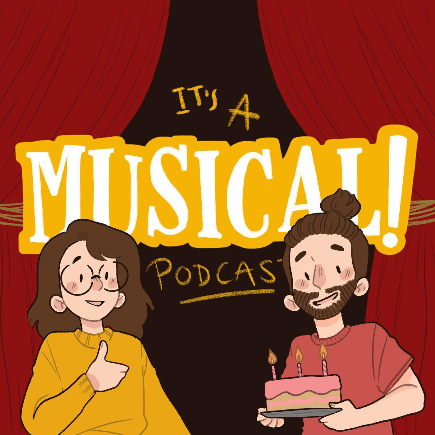 it's a musical podcast
