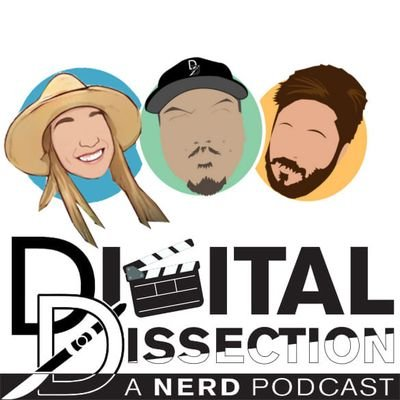 Digital Dissection podcast cover