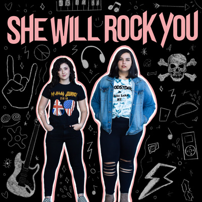 She Will Rock You cover