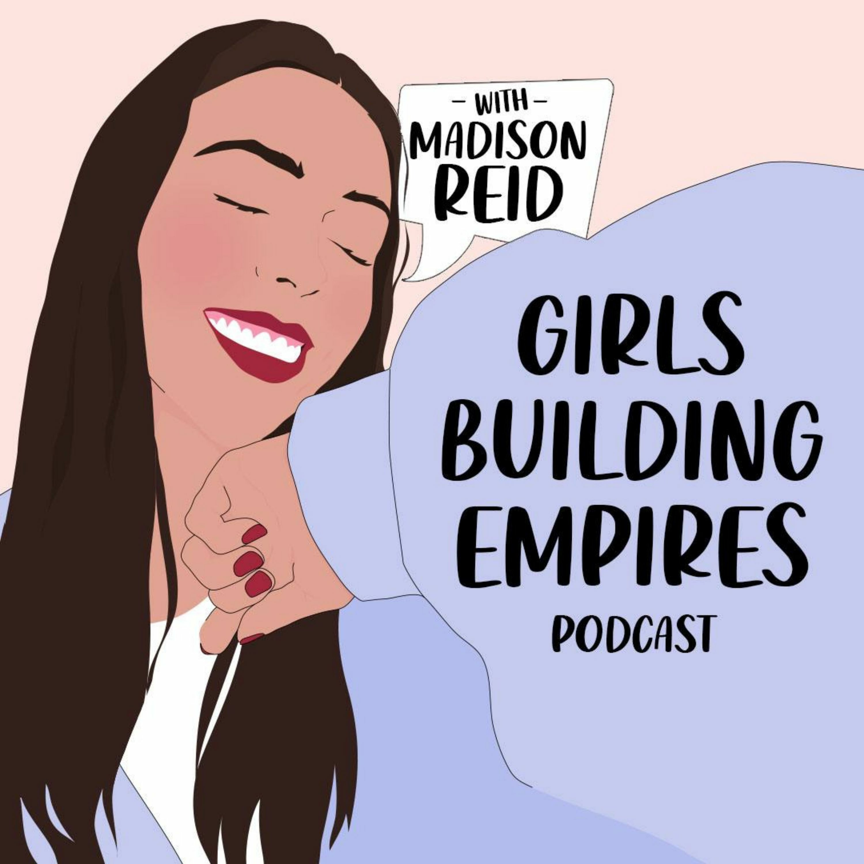 Girls Building Empires podcast cover