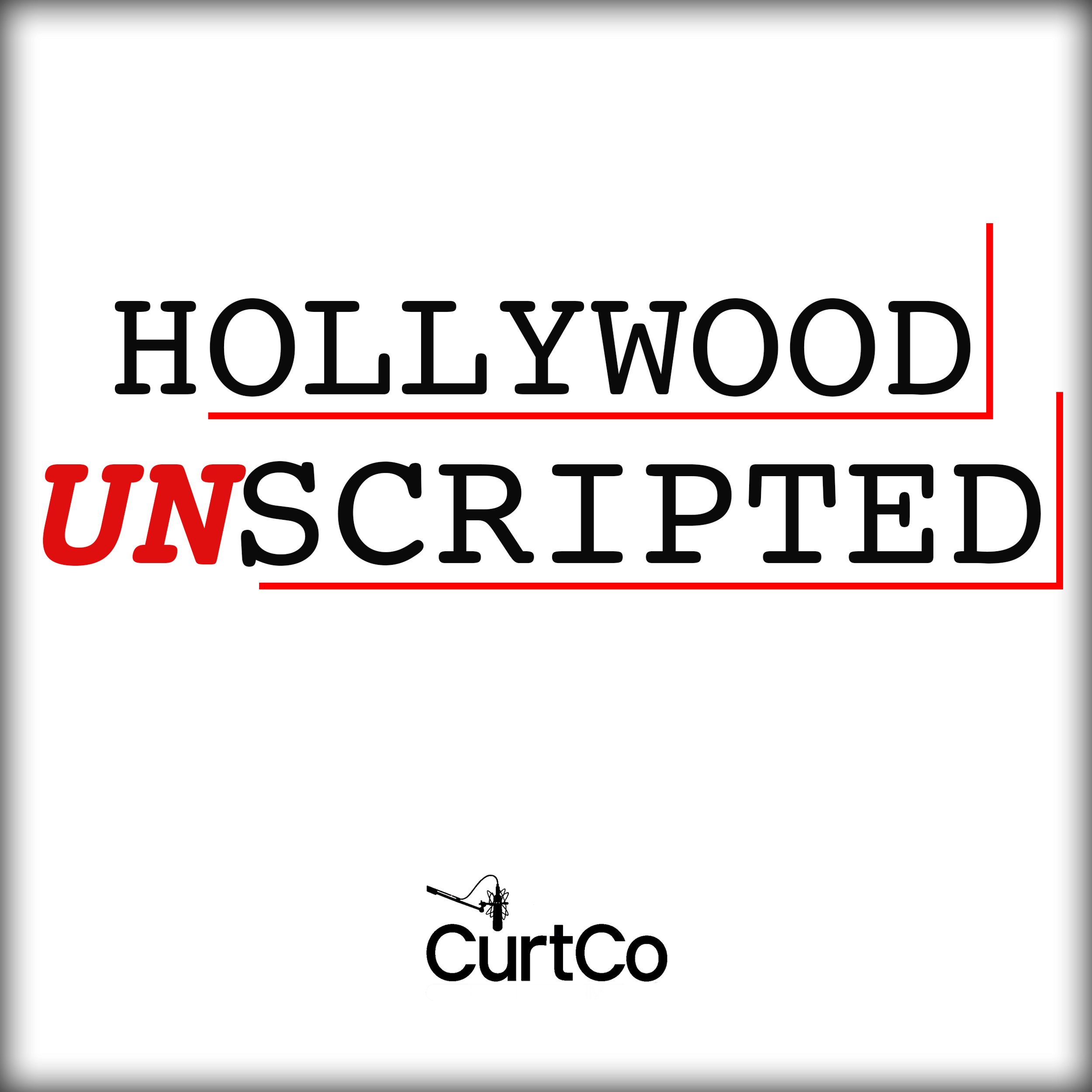 Hollywood Unscripted podcast cover