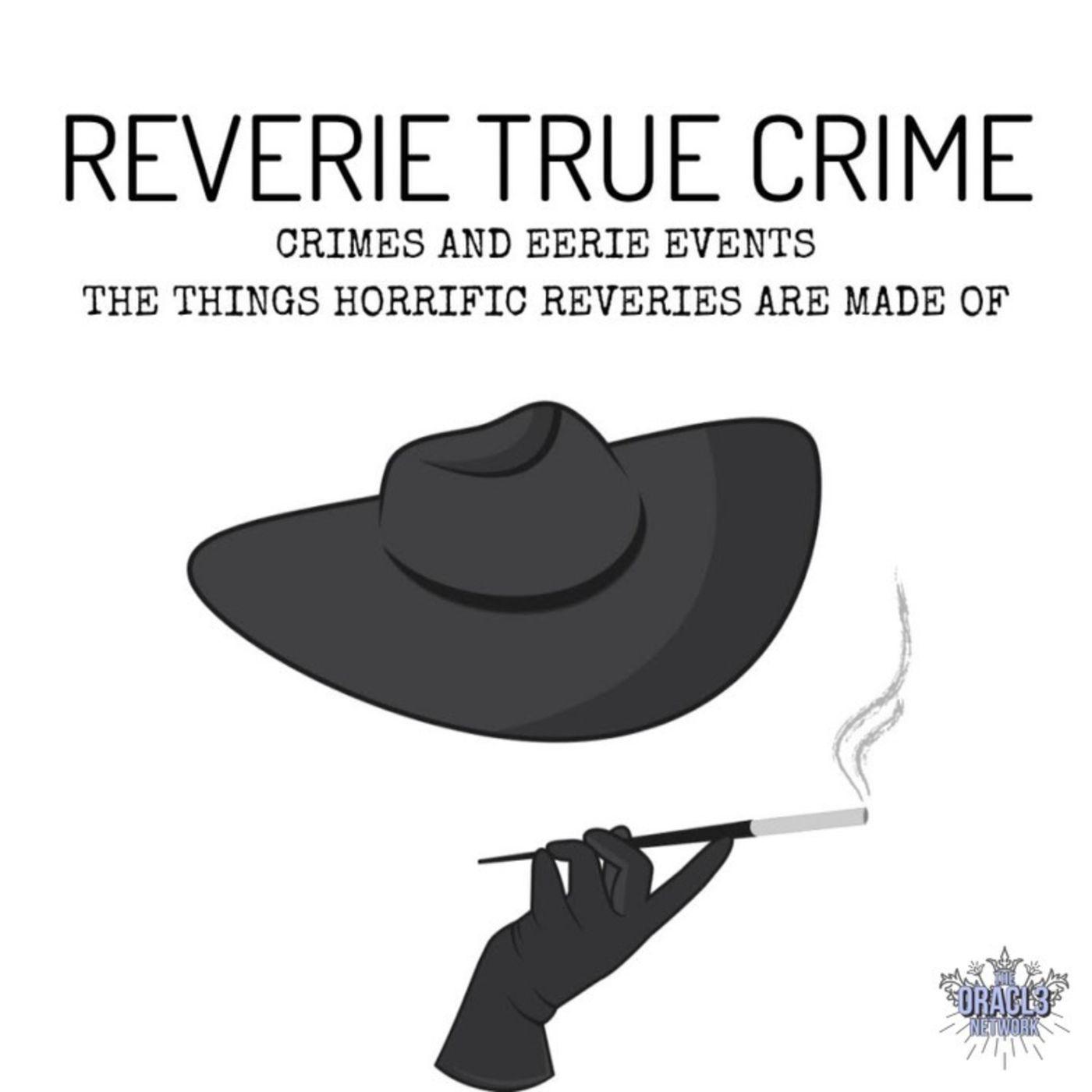 reverie true crime podcast cover